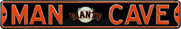 Authentic Street Signs San Francisco Giants 'Man Cave' Street Sign product image