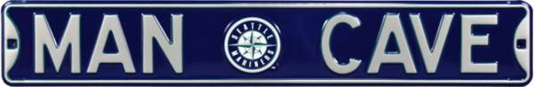 Authentic Street Signs Seattle Mariners 'Man Cave' Street Sign product image