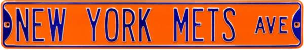 Authentic Street Signs New York Mets Orange Avenue Sign product image