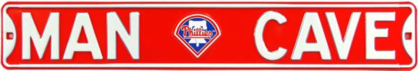 Authentic Street Signs Philadelphia Phillies 'Man Cave' Street Sign product image