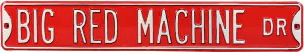 Authentic Street Signs Cincinnati Reds 'Big Red Machine Dr' Sign product image