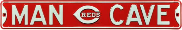 Authentic Street Signs Cincinnati Reds 'Man Cave' Street Sign product image