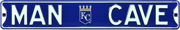 Authentic Street Signs Kansas City Royals 'Man Cave' Street Sign product image