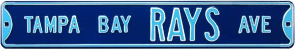 Authentic Street Signs Tampa Bay Rays Avenue Sign product image