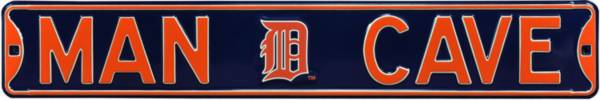 Authentic Street Signs Detroit Tigers 'Man Cave' Street Sign product image