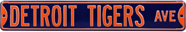 Authentic Street Signs Detroit Tigers Avenue Sign product image