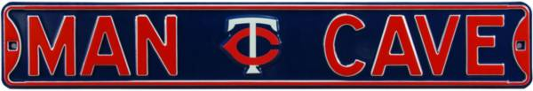 Authentic Street Signs Minnesota Twins 'Man Cave' Street Sign product image