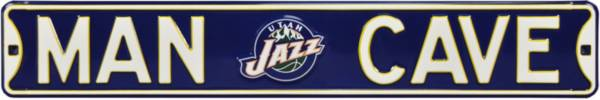 Authentic Street Signs Utah Jazz 'Man Cave' Street Sign product image