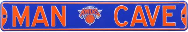 Authentic Street Signs New York Knicks 'Man Cave' Street Sign product image