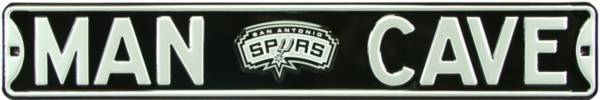 Authentic Street Signs San Antonio Spurs 'Man Cave' Street Sign product image