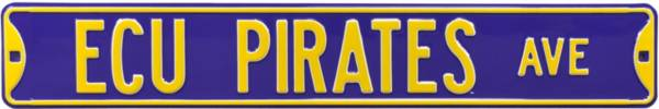 Authentic Street Signs East Carolina 'ECU Pirates Ave' Sign product image