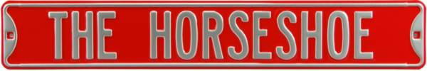 Authentic Street Signs Ohio State 'The Horseshoe' Street Sign product image
