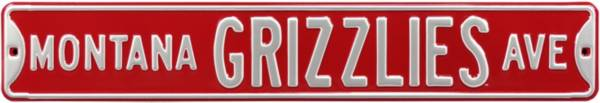 Authentic Street Signs Montana Grizzlies Avenue Sign product image