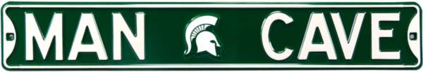 Authentic Street Signs Michigan State Spartans 'Man Cave' Street Sign product image