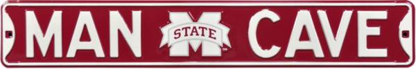 Authentic Street Signs Mississippi State Bulldogs 'Man Cave' Street Sign product image