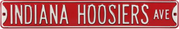 Authentic Street Signs Indiana Hoosiers Avenue Sign product image