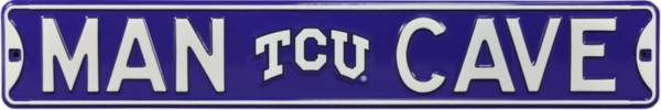 Authentic Street Signs TCU Horned Frogs 'Man Cave' Street Sign product image