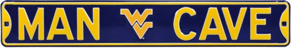 Authentic Street Signs West Virginia Mountaineers 'Man Cave' Street Sign product image