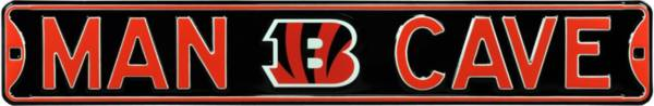 Authentic Street Signs Cincinnati Bengals 'Man Cave' Street Sign product image