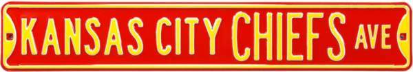 Authentic Street Signs Kansas City Chiefs Avenue Sign product image