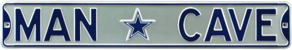 Authentic Street Signs Dallas Cowboys 'Man Cave' Street Sign product image