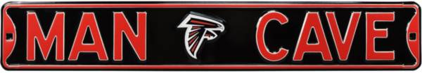 Authentic Street Signs Atlanta Falcons 'Man Cave' Street Sign product image