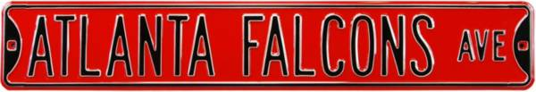 Authentic Street Signs Atlanta Falcons Avenue Sign product image