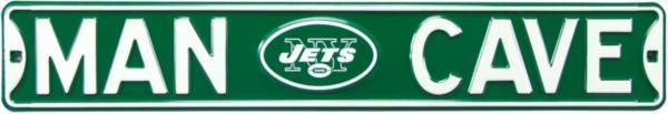 Authentic Street Signs New York Jets 'Man Cave' Street Sign product image