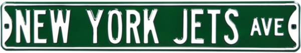 Authentic Street Signs New York Jets Avenue Sign product image