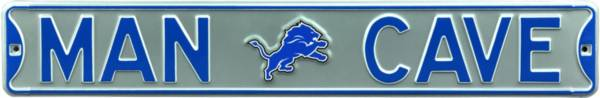 Authentic Street Signs Detroit Lions 'Man Cave' Street Sign product image