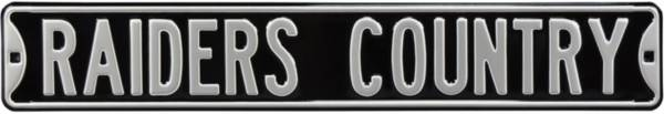 Authentic Street Signs Las Vegas Raiders 'Raiders Country' Street Sign product image