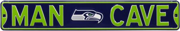 Authentic Street Signs Seattle Seahawks 'Man Cave' Street Sign product image