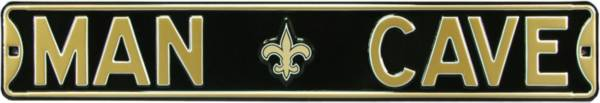 Authentic Street Signs New Orleans Saints 'Man Cave' Street Sign product image