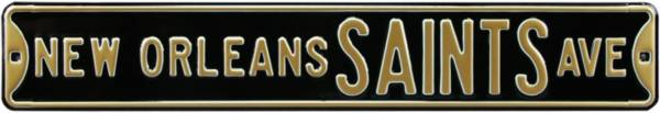 Authentic Street Signs New Orleans Saints Avenue Sign product image
