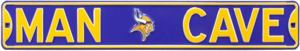 Authentic Street Signs Minnesota Vikings 'Man Cave' Street Sign product image