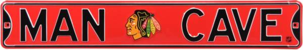 Authentic Street Signs Chicago Blackhawks Man Cave Street Sign product image