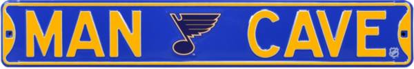 Authentic Street Signs St. Louis Blues 'Man Cave' Street Sign product image