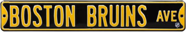 Authentic Street Signs Boston Bruins Ave Sign product image