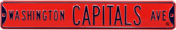 Authentic Street Signs Washington Capitals Ave Sign product image