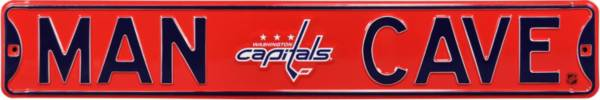 Authentic Street Signs Washington Capitals 'Man Cave' Street Sign product image