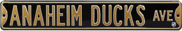 Authentic Street Signs Anaheim Ducks Ave Sign product image