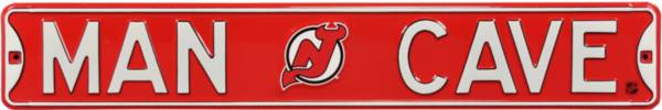 Authentic Street Signs New Jersey Devils 'Man Cave' Street Sign product image