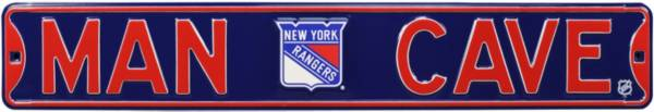 Authentic Street Signs New York Rangers 'Man Cave' Street Sign product image