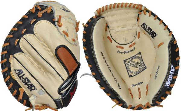 """All-Star 33.5"""" Pro-Comp Series Catcher's Mitt product image"""