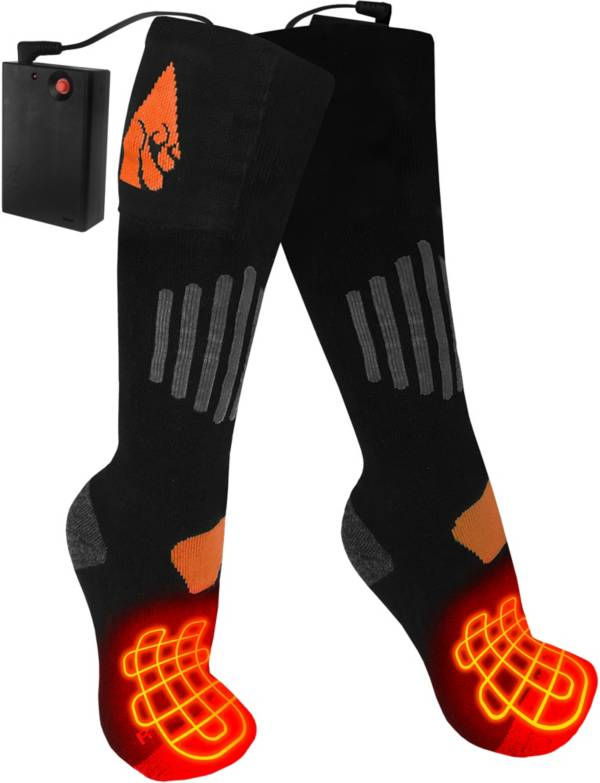 ActionHeat Wool AA Battery Heated Socks product image