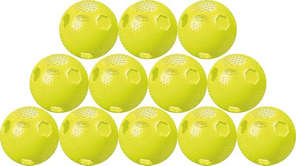 ATEC Hi.Per X-ACT Pitching Machine Baseballs - 12 Pack product image