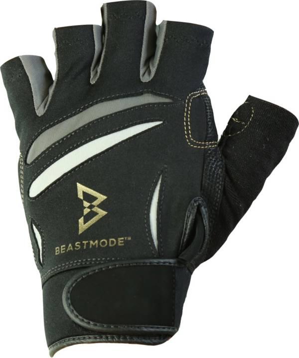 Bionic Men's BeastMode Fingerless Fitness Gloves product image
