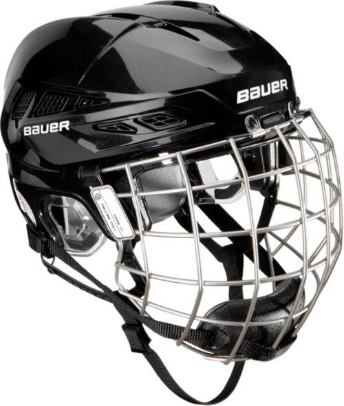 c227a5a36da Bauer Senior IMS 7.0 Ice Hockey Helmet Combo