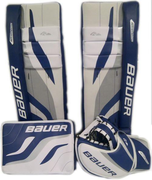 "0b303dc7cf9 Bauer Reactor Street Hockey Goalie Kit – 23"""