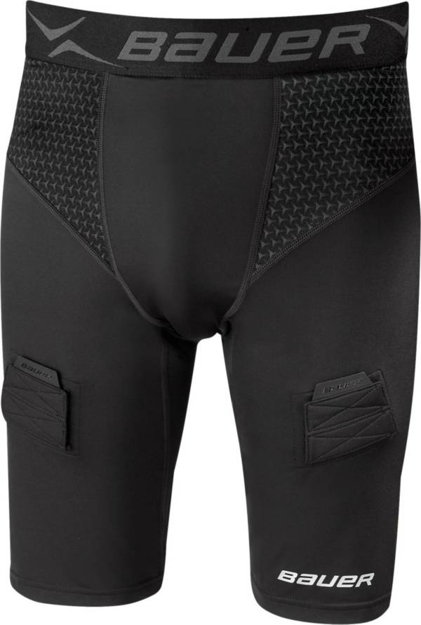 Bauer Youth NG 2 Premium Compression Jock Ice Hockey Shorts product image